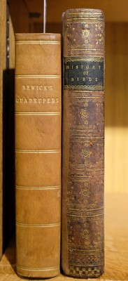Lot 42 - Bewick (Thomas). A General History of Quadrupeds, 2nd edition, Newcastle, 1791