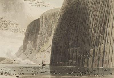 Lot 38 - Daniell (William). A Voyage round Coast of Scotland, circa 1820