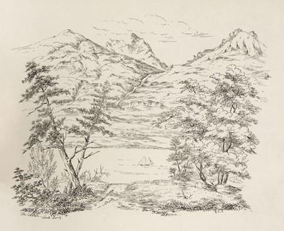 Lot 34 - Campbell (E.C.). Scottish Scenery. Sketches from Nature, [Edinburgh, circa 1835]