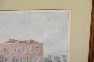 Lot 464 - Fisher (Thomas, 1782-1836). Mrs Sandy's House, Eversholt, Bedfordshire