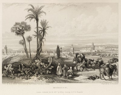 Lot 20 - Roscoe (Thomas). The Tourist in Spain, 1835-38