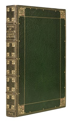 Lot 754 - Essex House Press. The Poems of William Shakespeare