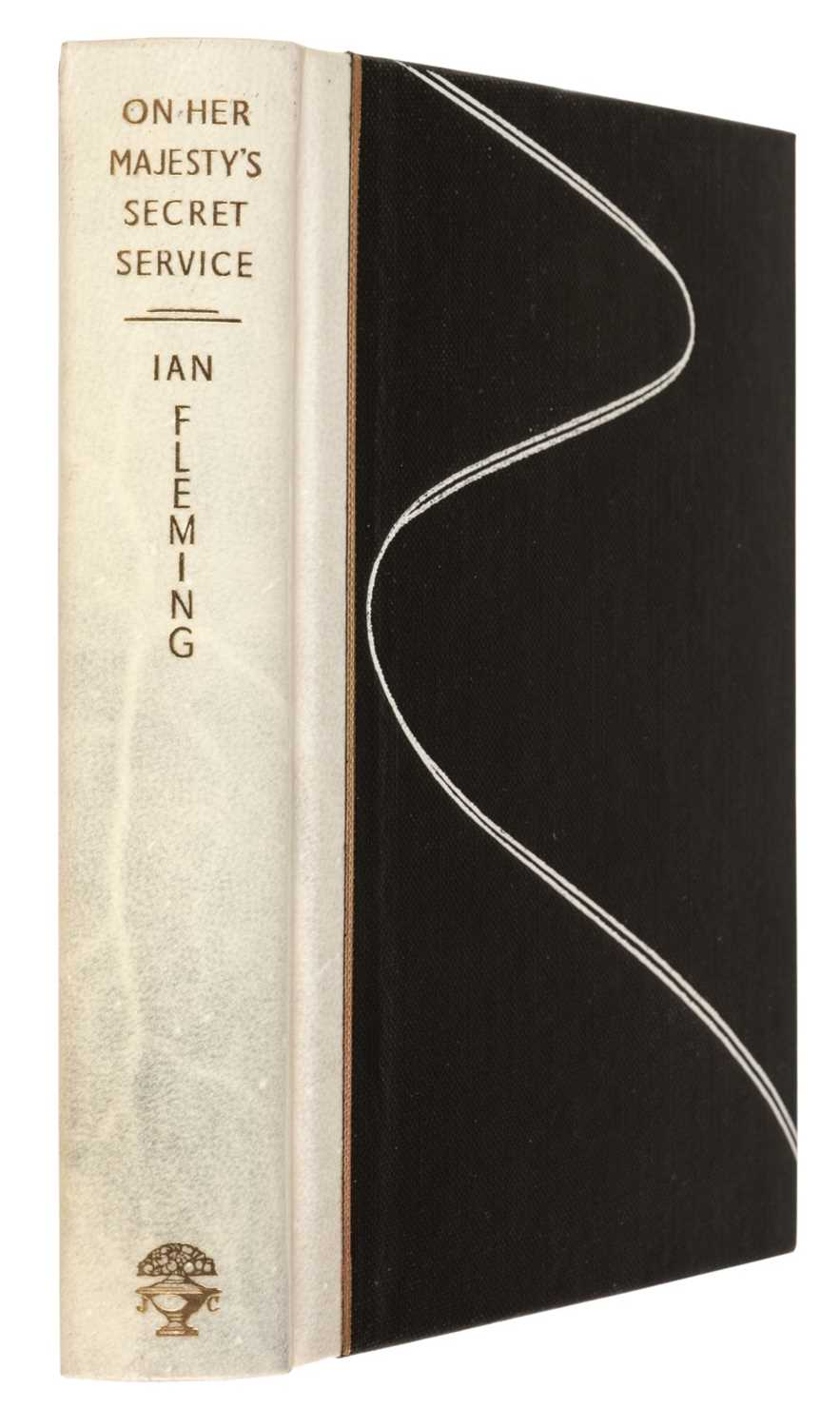 Lot 824 - Fleming (Ian). On Her Majesty's Secret Service, 1s edition, limited issue, 1963