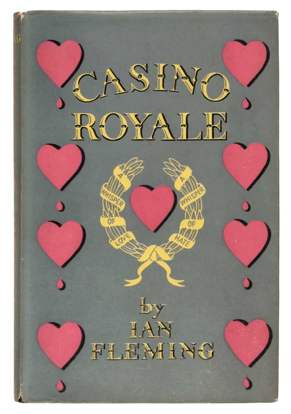 Lot 805 - Fleming (Ian).Casino Royale, 1st edition, 1953