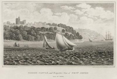 Lot 30 - Brannon (George). Vectis Scenery ... The Isle of Wight, 1829