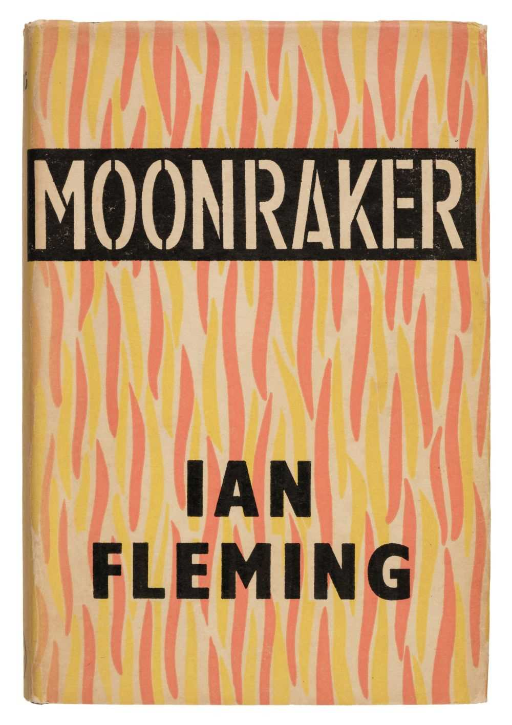 Lot 808 - Fleming (Ian). Moonraker, 1st edition, 1955