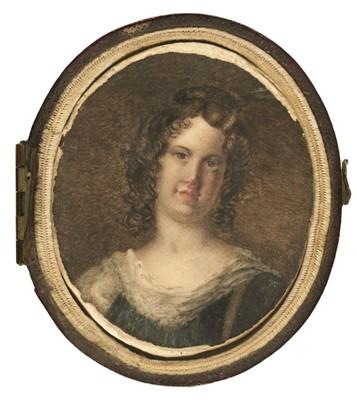 Lot 325 - Scottish School. Julia Dale Campbell, circa 1830