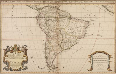 Lot 3-Berry (William). Composite atlas, 1680-8