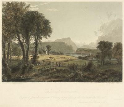 Lot 7 - Britton & Rey (lithographers). San Francisco Bay