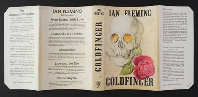 Lot 815 - Fleming (Ian). Goldfinger, 1st edition, 1959