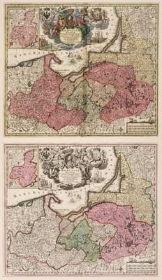 Lot 42 - Poland. Seutter (George Matthaus), Borussiae Regnum..., circa 1730