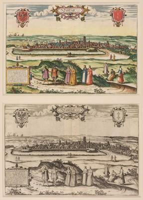 Lot 18 - Gdansk/Danzig. Braun (Georg & Hogenberg Franz), Dantzigt, Cologne, circa 1580