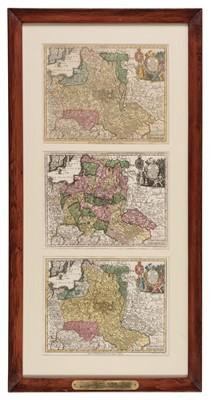 Lot 41 - Poland. Seutter (G.), Poloniae Regnum ut et Magni Ducat Lithuaniae.., circa 1750