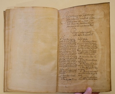 Lot 4 - Broelmann (Stephan). Epideigma, 2 parts in 1 volume, 1st edition, Cologne, 1608