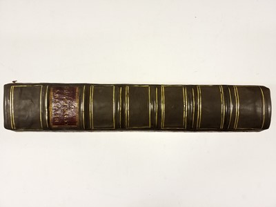 Lot 18 - Heylyn (Peter). Cosmographie ... Containing the Chorographie and Historie of the Whole World, 1669