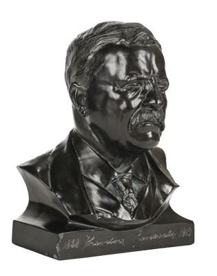 Lot 8-Bust of Roosevelt