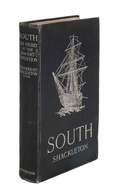 Lot 14 - Shackleton (Ernest).South, new impression, 1919