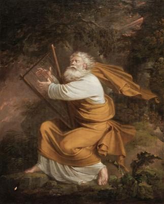 Lot 382-Schindler (Johann Josef, 1777-1836). Ossian, 1819