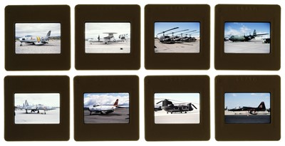 Lot 25-Aviation Slides. Military & Civil 35mm slides (approx. 22,500)