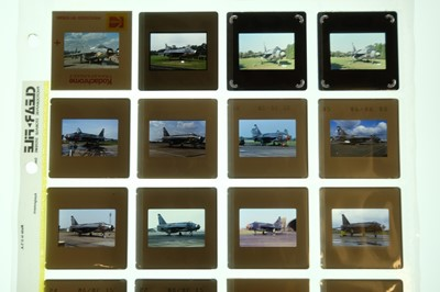 Lot 25 - Aviation Slides. Military & Civil 35mm slides (approx. 22,500)