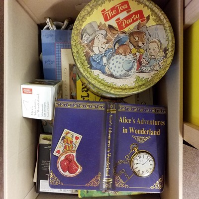 Lot 432 - Carroll (Lewis). Large collection of editions of Alice's Adventures in Wonderland, 19th-20th century