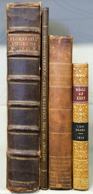 Lot 43 - Dearn (Thomas D.W.). Historical, Topographical and Descriptive Account of the Weald of Kent, 1814