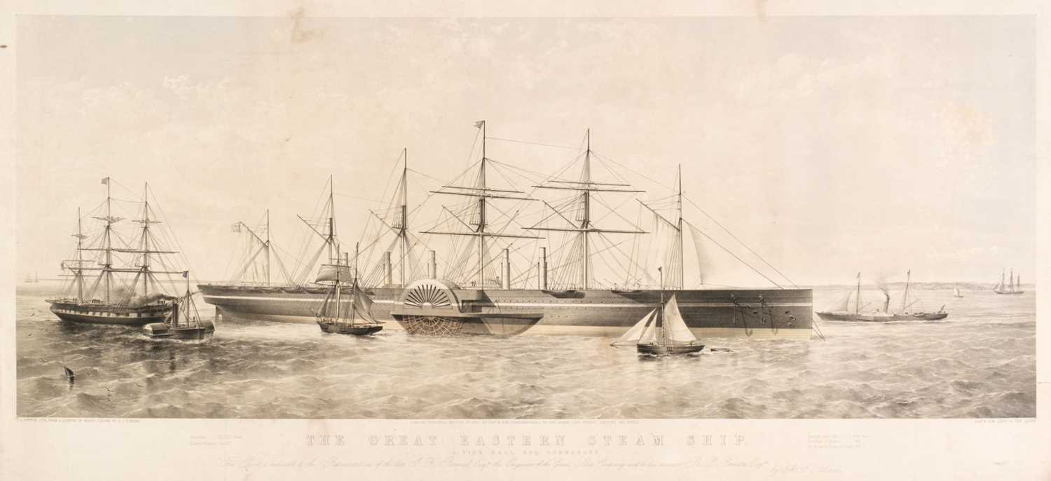Lot 483 - Dutton (T. G.). The Great Eastern Steam Ship, 1860