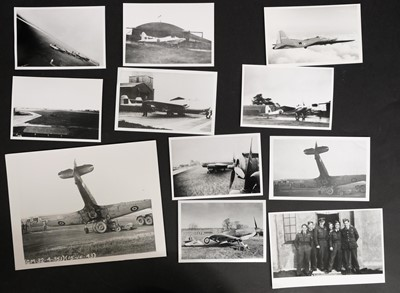 Lot 46 - Gibson (Michael L.). A large collection of aviation photographs