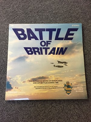 Lot 28 - Battle of Britain Sound Recordings, 1940