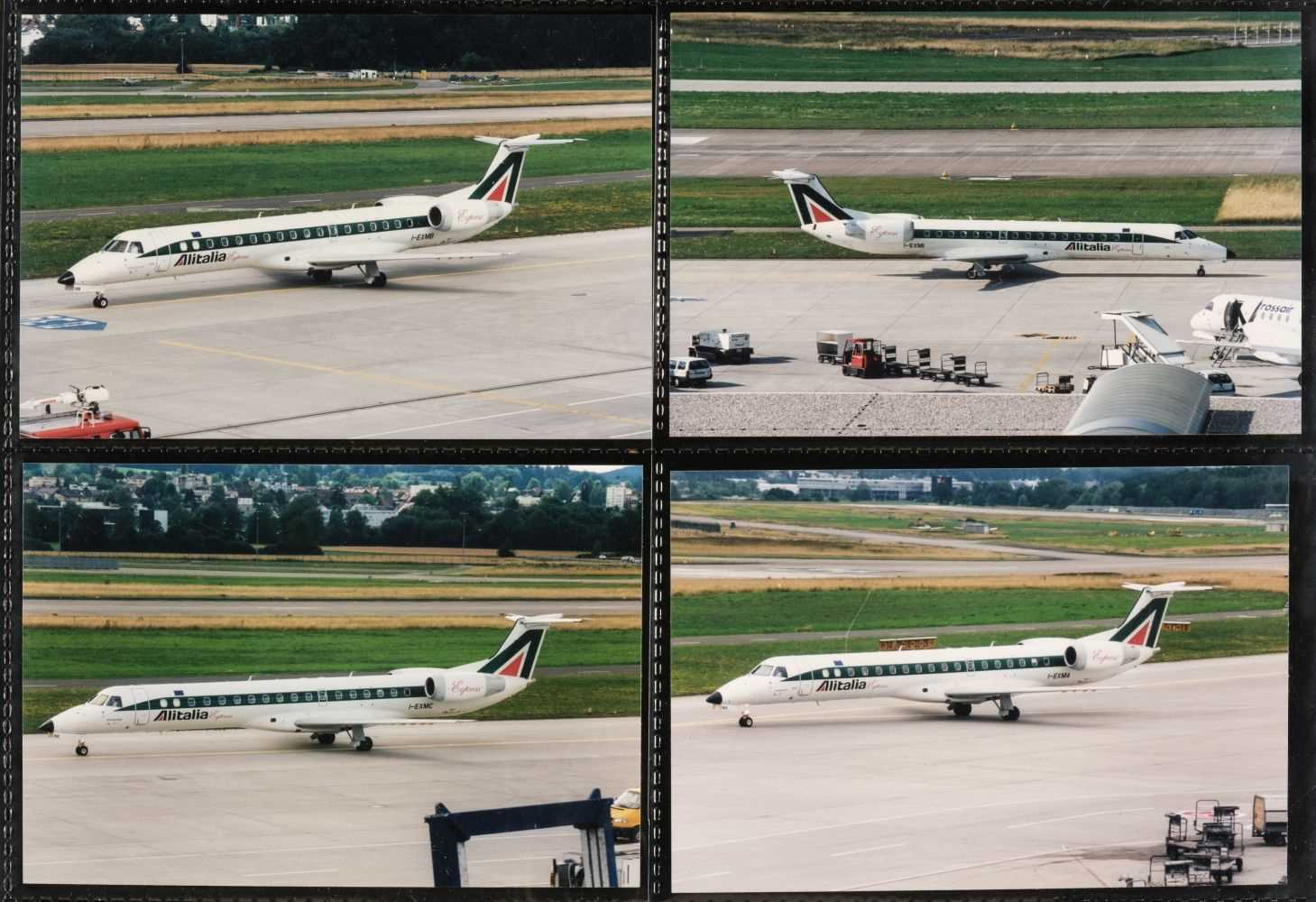 Lot 21-Aviation Slides. Airliner & Civil aircraft 35mm sides c.1970s (approx. 10,000)