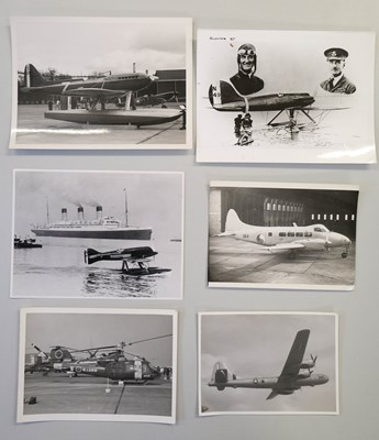 Lot 11-Aviation Photographs. A collection of approx.1000 photographs