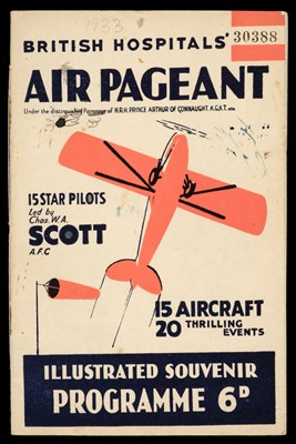 Lot 6-Aviation Ephemera. A large collection of aviation ephemera