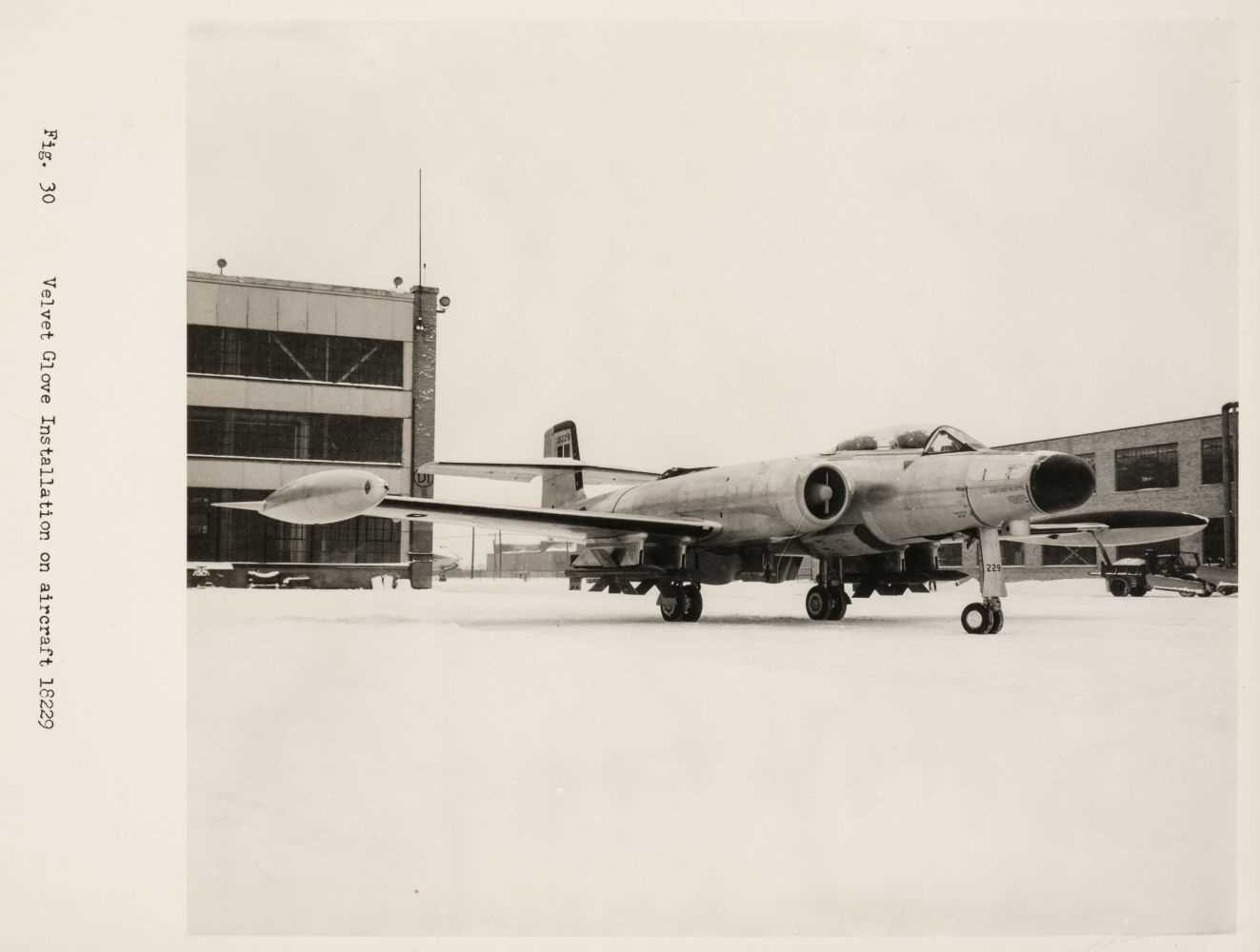 Lot 38 - CF-100. An archive relating to the Avro Canada CF-100