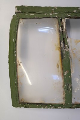 Lot 42 - Escape Hatch. A WWII Wellington escape hatch