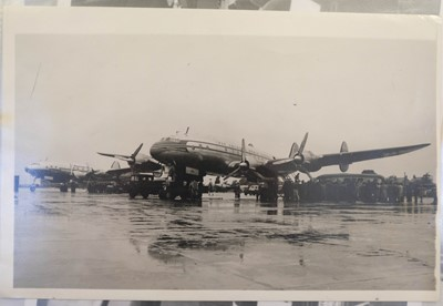 Lot 15-Aviation Photographs. Approximately 90 French Flying Boat photographs