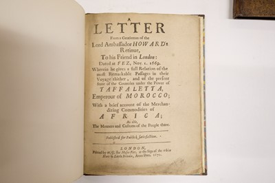 Lot 31 - Russia. The Russian Catechism, 2nd edition, 1725, & 1 other