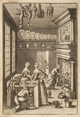 Lot 373 - Smith (Eliza). The Compleat Housewife: or, Accomplish'd Gentlewoman's Companion, 9th ed., 1739