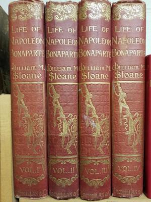 Lot 399 - Napoleon Bonaparte. A large collection of Napoleon & Wellington reference