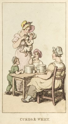 Lot 348 - Rowlandson (Thomas). Rowlandson's Characteristic Sketches of the Lower Orders.., 1820