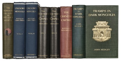 Lot 44 - Bishop (Isabella). The Yangtze Valley and Beyond, 1st edition, 1899, & 4 others