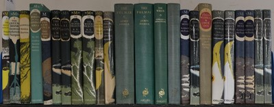Lot 120 - New Naturalist Monographs. Numbers, 4, 5, 12, 14, 15, 16, 20, 1st editions, 1950-65, & others