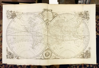 Lot 6 - Bowen (Emanuel). The Maps and Charts to the Modern Part of the Universal History, 1766