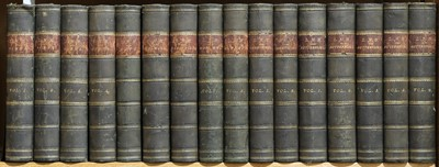 Lot 110 - Lloyd (Edward, publisher). Lloyd's Natural History, edited by R. Bowdler Sharpe, 16 volumes, 1896-97