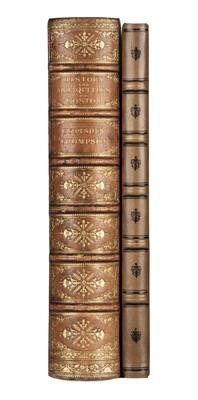 Lot 149 - Thompson (Pishey). The History and Antiquities of Boston, 1856