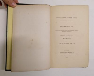 Lot 29 - Roscoe (Thomas). The Landscape Annual, 3 volumes, 1830, 32 & 34