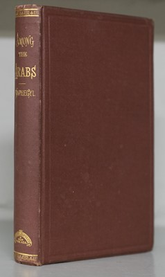 Lot 26 - Naphegyi (Gabor). Among the Arabs. A Narrative of Adventures in Algeria, 1869