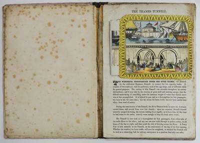 Lot 460 - Peepshow book. Dean's New Peep Show Magic Picture Book, [c.1861]