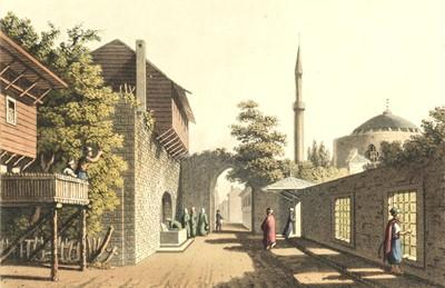 Lot 24 - Mayer (Luigi). Interesting Views in Turkey, 1819