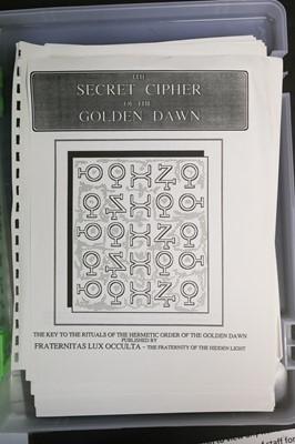 Lot 431 - Occult & Esoteric.Practical Angel Magic of John Dee's Enochian Tables, 2004