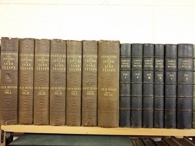 Lot 407 - Military & History. A large collection of 19th & early 20th century military & history reference